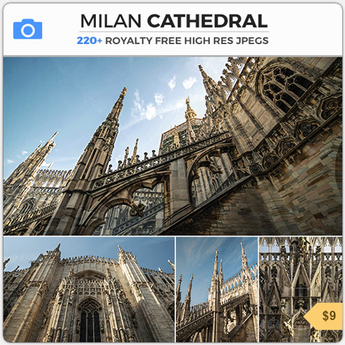 MilanCathedralGothicChurch