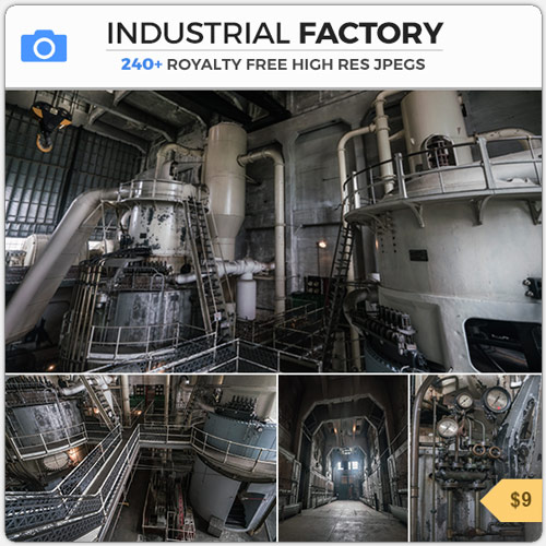 IndustrialFactoryPipesWarehouse