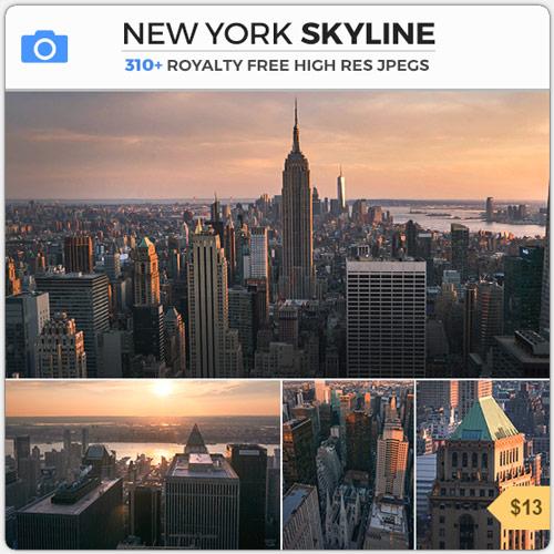 NewYorkSkylineAerialCity