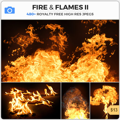 FireFlamesExplosionEffects