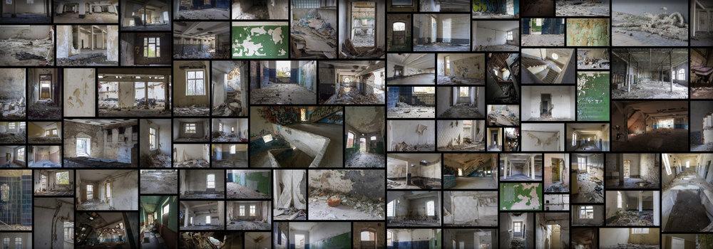 Abandoned Interiors Ubrex Derelict