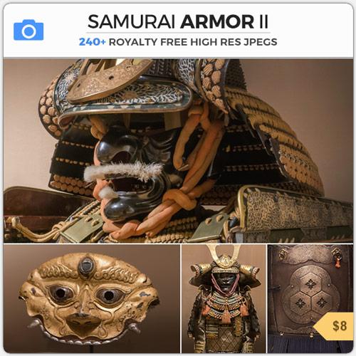 SamuraiArmorJapaneseWarriorReferences
