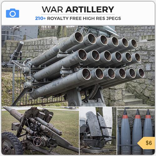 WarArtilleryMilitaryWeapons