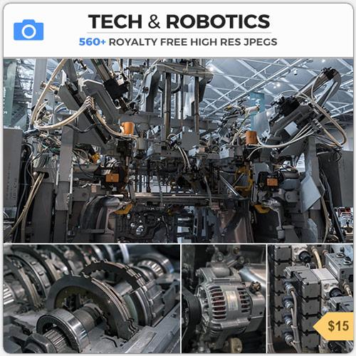 TechRoboticsScifiMachines