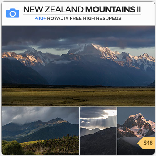 New Zealand Mountain References