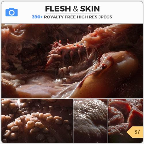FleshSkinCreatureTextures