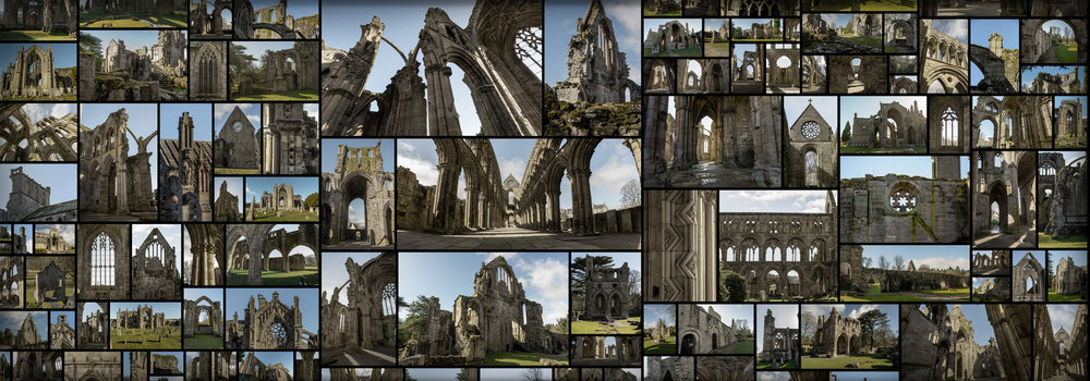 Gothic Ruins Medieval