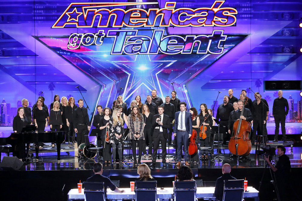On America's Got Talent