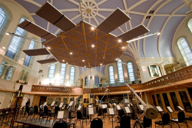 Air Studios in London