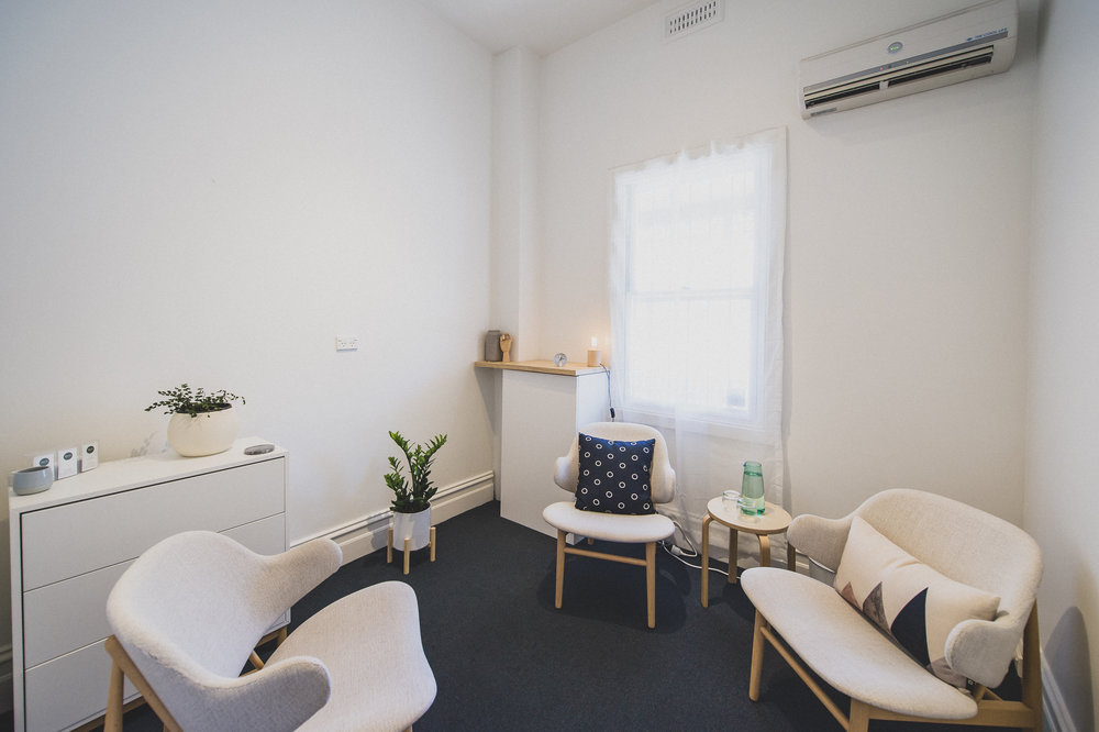Birch Psychology Clinical Psychologists Fitzroy North Carlton North Room 2
