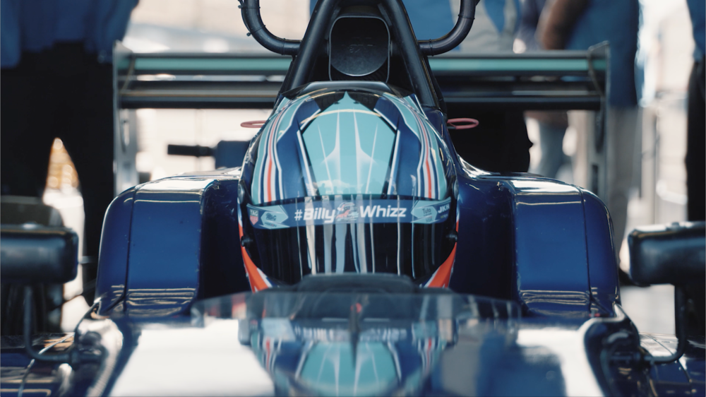 Billy Monger - Coming Soon