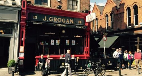 The best of dublin the little museum of dublin amy schumer judd apatow if you think grogans sounds starry youre right but dont expect any velvet ropes this is an old school dublin pub solutioingenieria Choice Image
