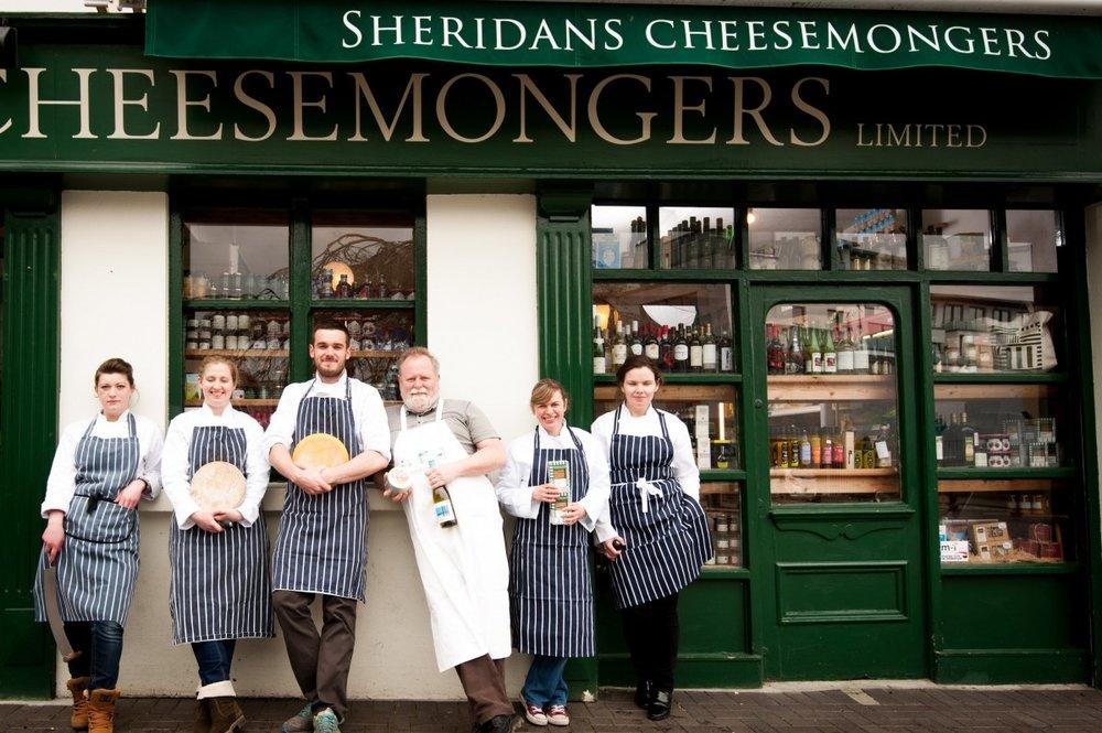 Sheridan's Cheesemonger