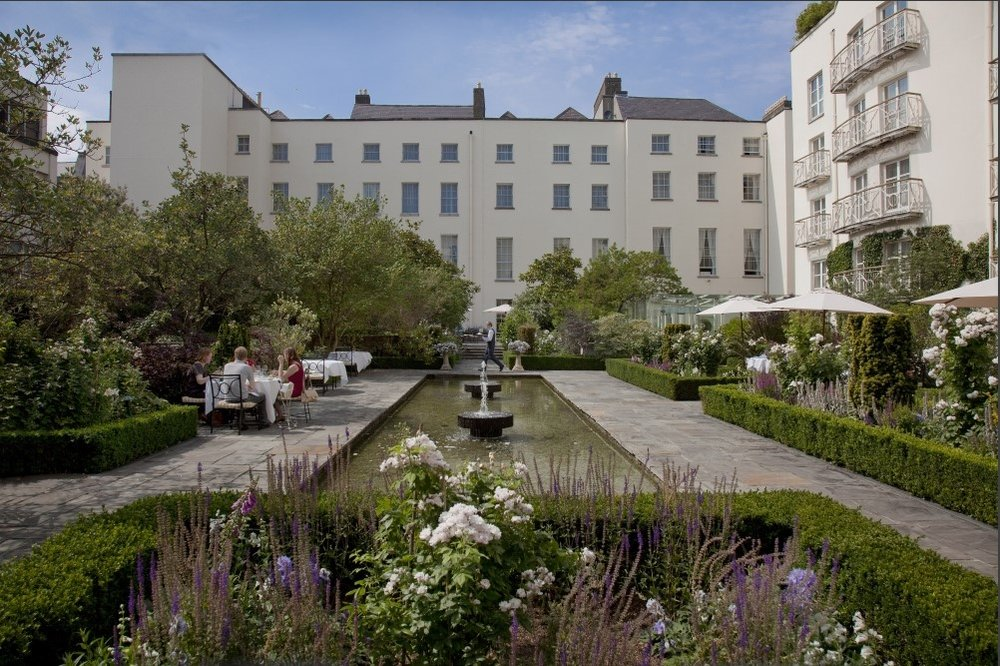 Merrion Hotel Dublin exterior