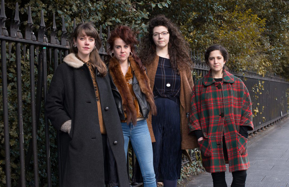 Landless - 20 March 2019Female four-part vocal group specialising in lush arrangements of folk music from Ireland and beyond.(click here for tickets)