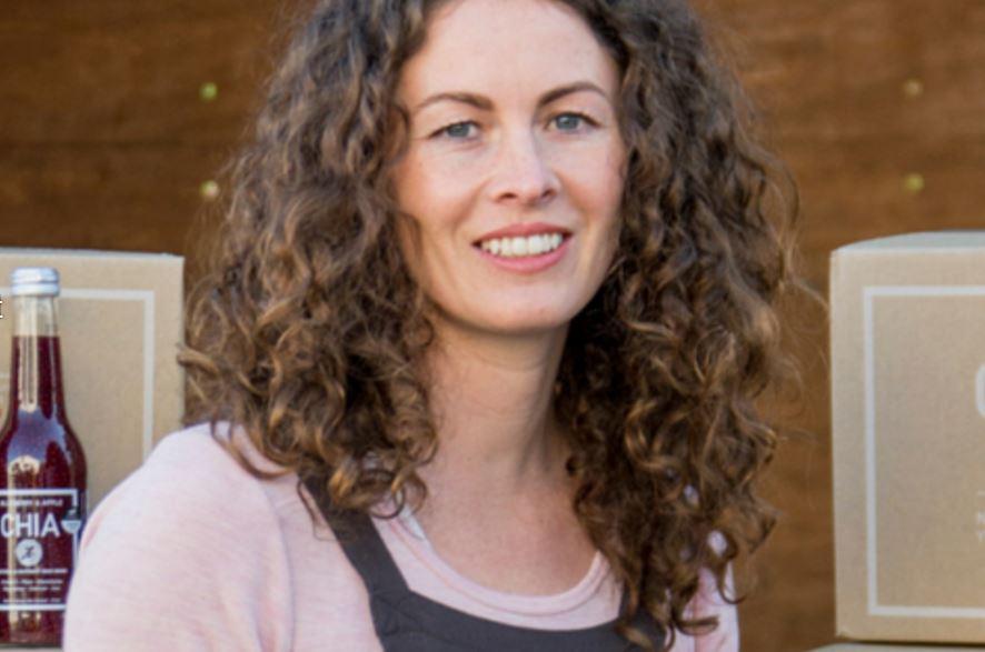CHIA Founder, Chloe van Dyke. Image  via.