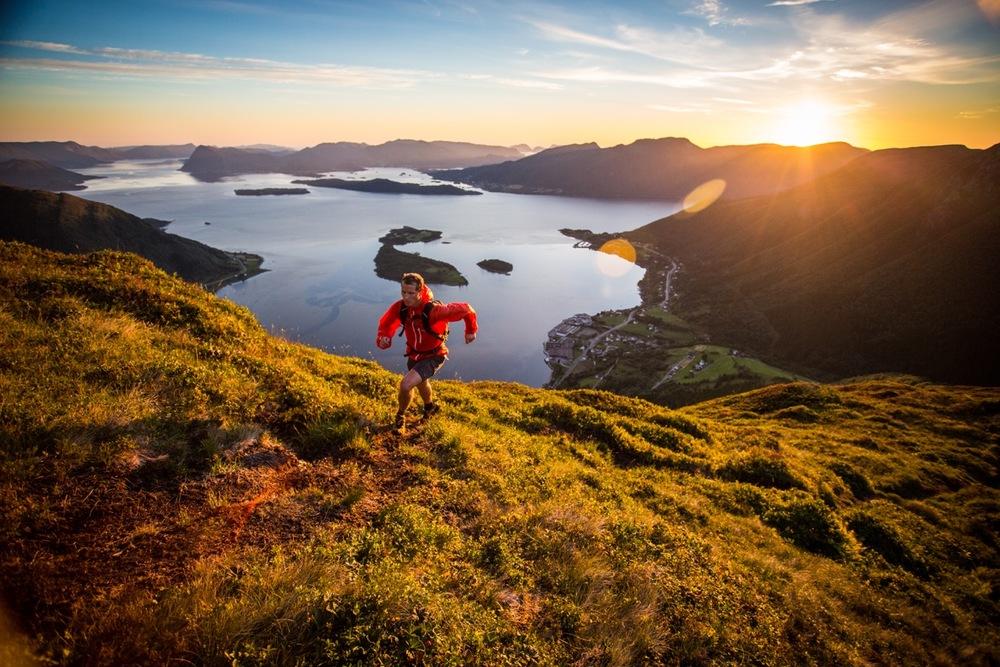 Basecamp Sunnmøre: Mountain running