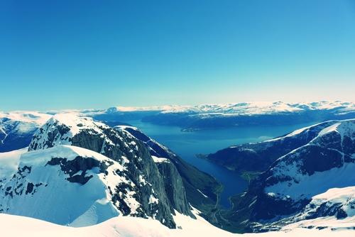 Basecamp Sogndal: Ski touring in Sognefjord