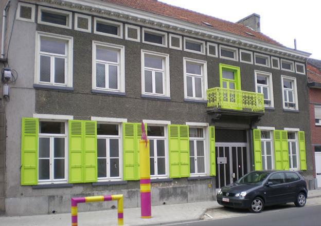 Norbertusschool. Foto 2010. CEGAH