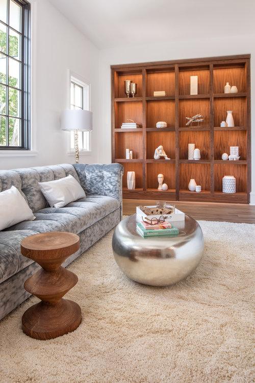Reading Room Joe Purvis Architectural Interior Design Photographer Charlotte