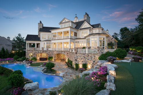 Exterior Real Estate Photography Commercial Charlotte Commercial - Charlotte luxury homes