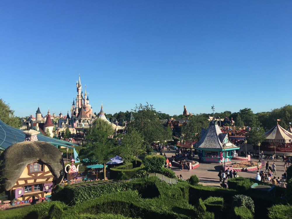 Disneyland Paris on meethaha.com