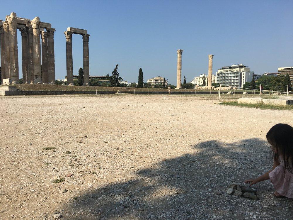 Temple of Zeus on meethaha.com