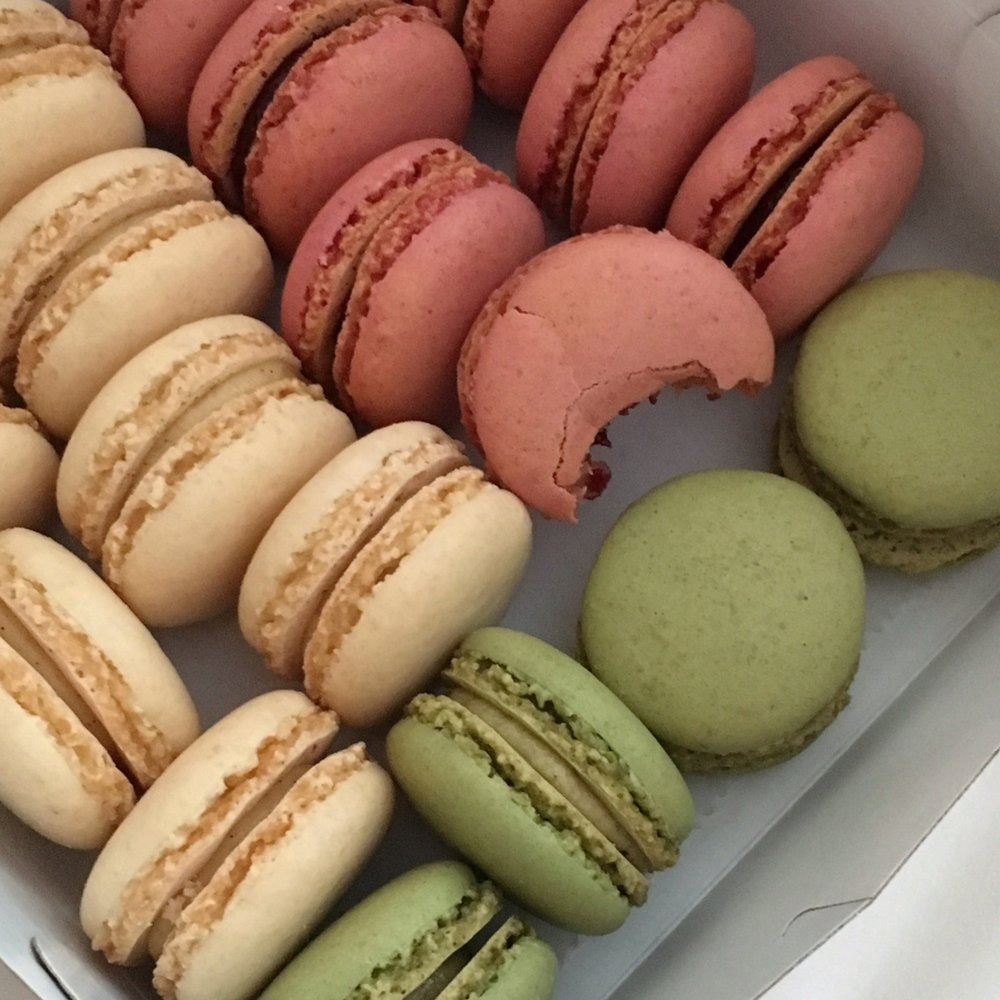 The Little Sugars macarons on meethaha.com