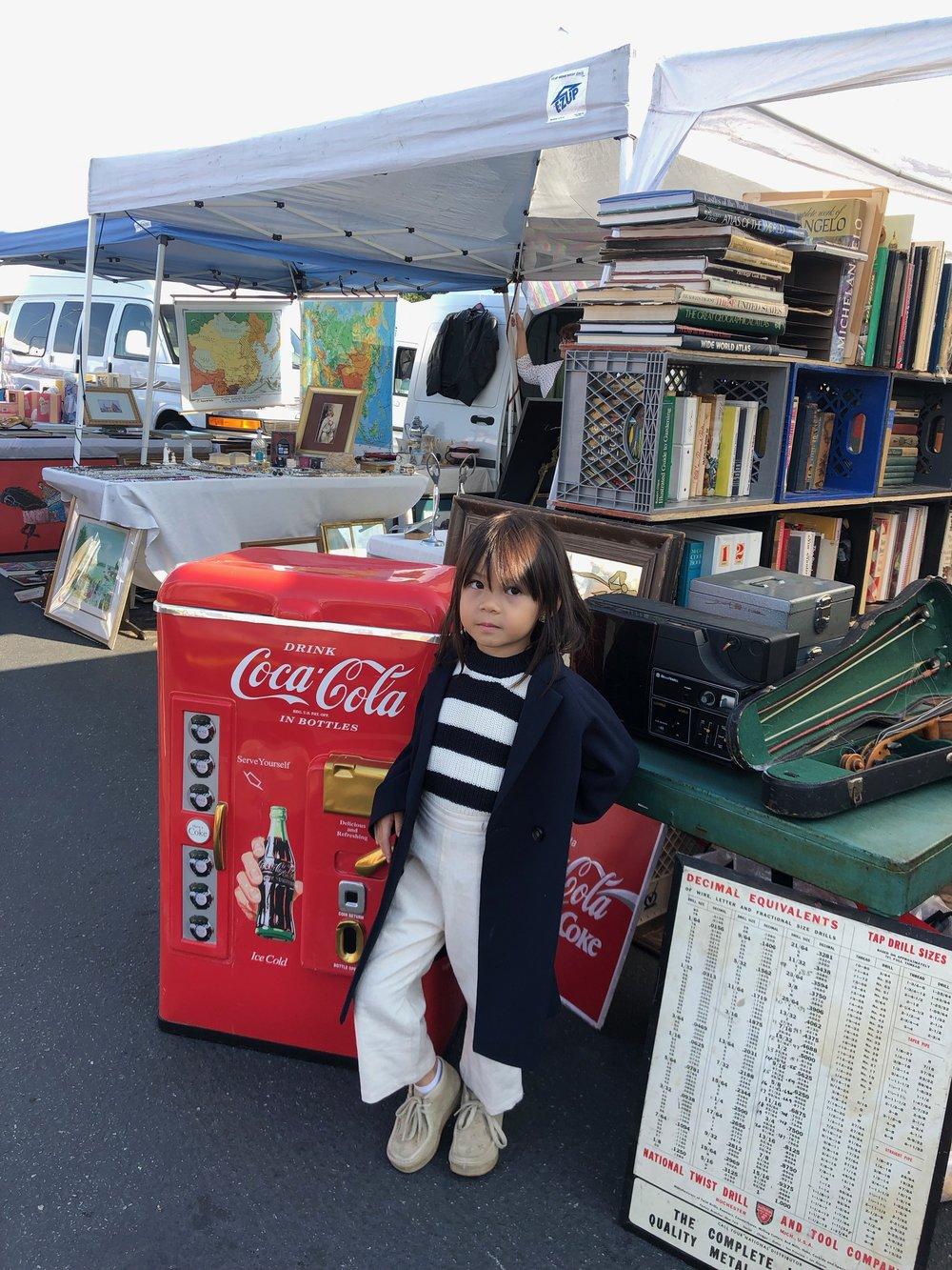Long Beach Antique Market on meethaha.com