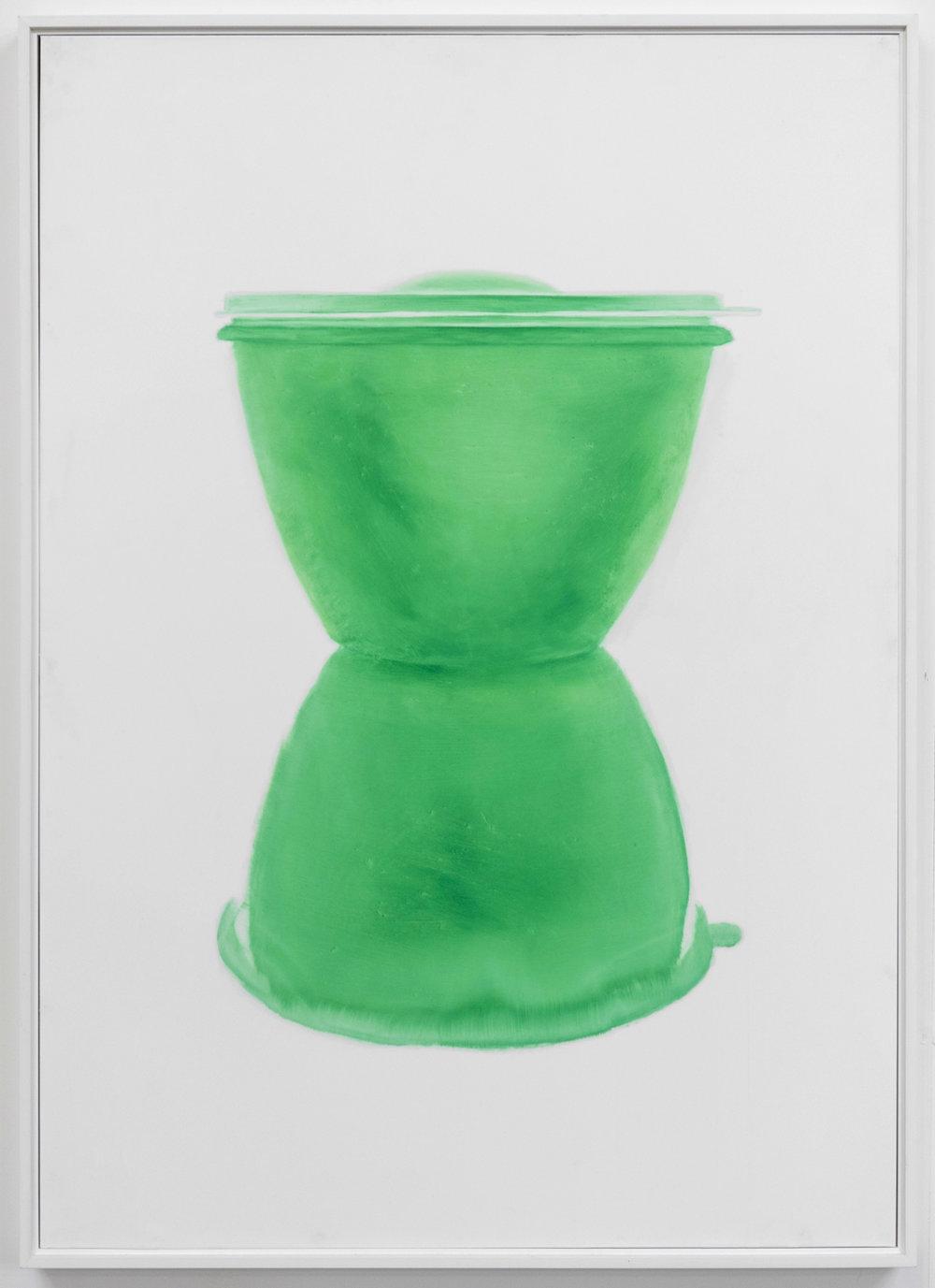 Sue Murray, Plastic Still Life, Permanent Green.jpg