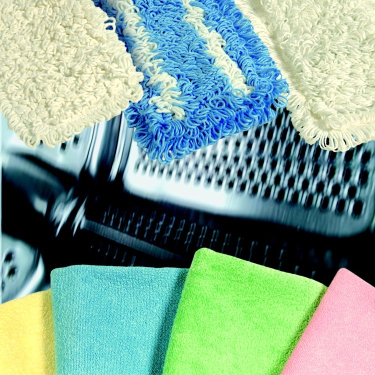 PROMOP®SYSTEM       Produktsystem for profesjonell vask og forberedelse av tekstiler som brukes til rengjøring -