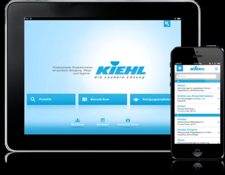 Den innovative Kiehl-app gir deg svar på dine spørsmål, raskt, hvor som helst og når som helst.   Support med egen App som kan lastes ned til alle mobile enheter.