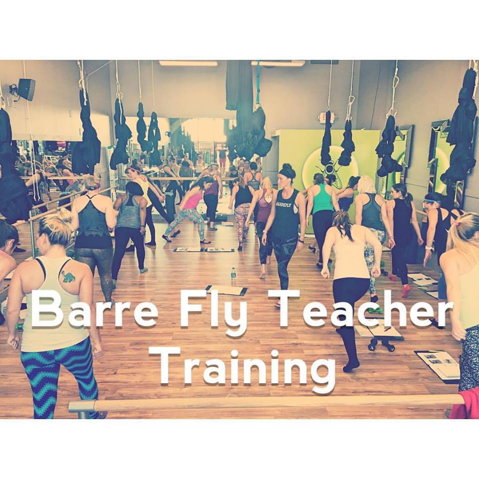 Teacher training barre fly to get your certification on the spot you can schedule a time with one of your trainers to test with them if you pass you will receive your certificate 1betcityfo Choice Image