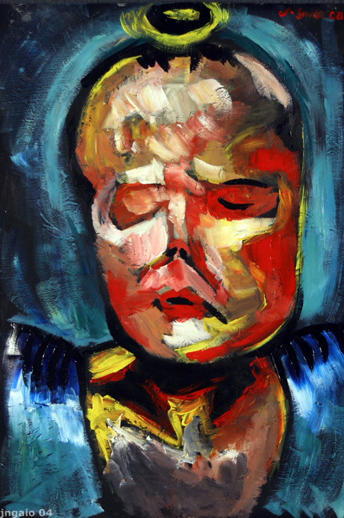 Portrait Paintings - 2004