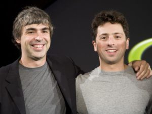 Co-Founders of Google