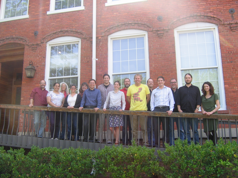 NESCent Working Group Meeting 4, May 2014