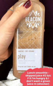 juice cleanse beacon blend play
