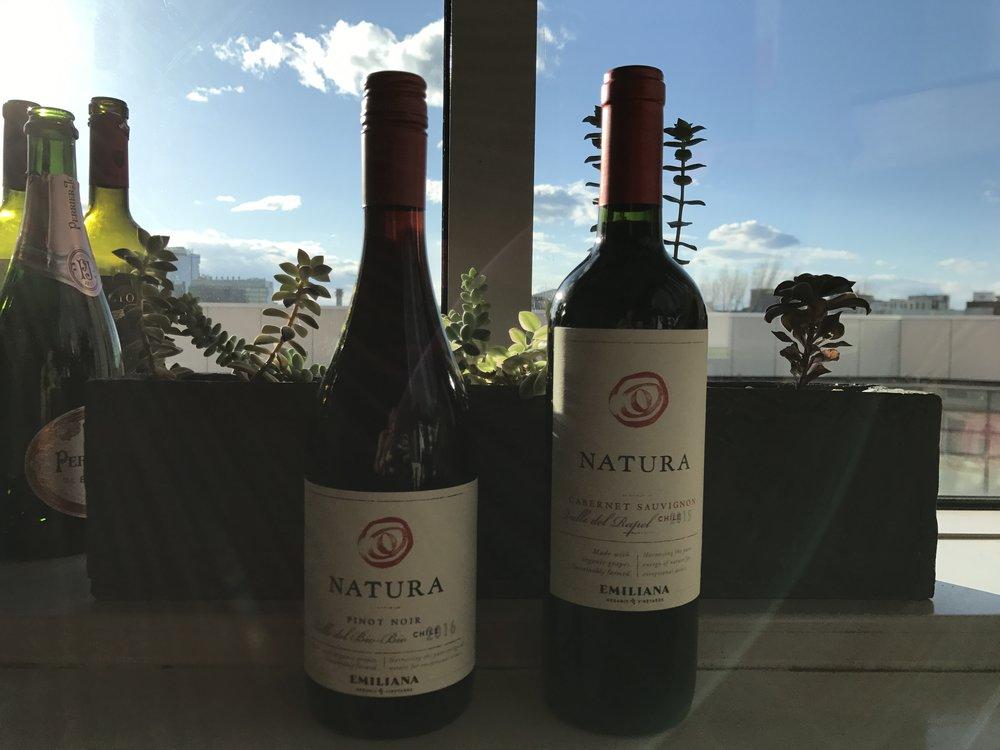 natura wines