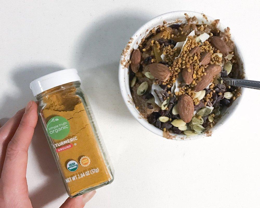 turmeric nourish bowl