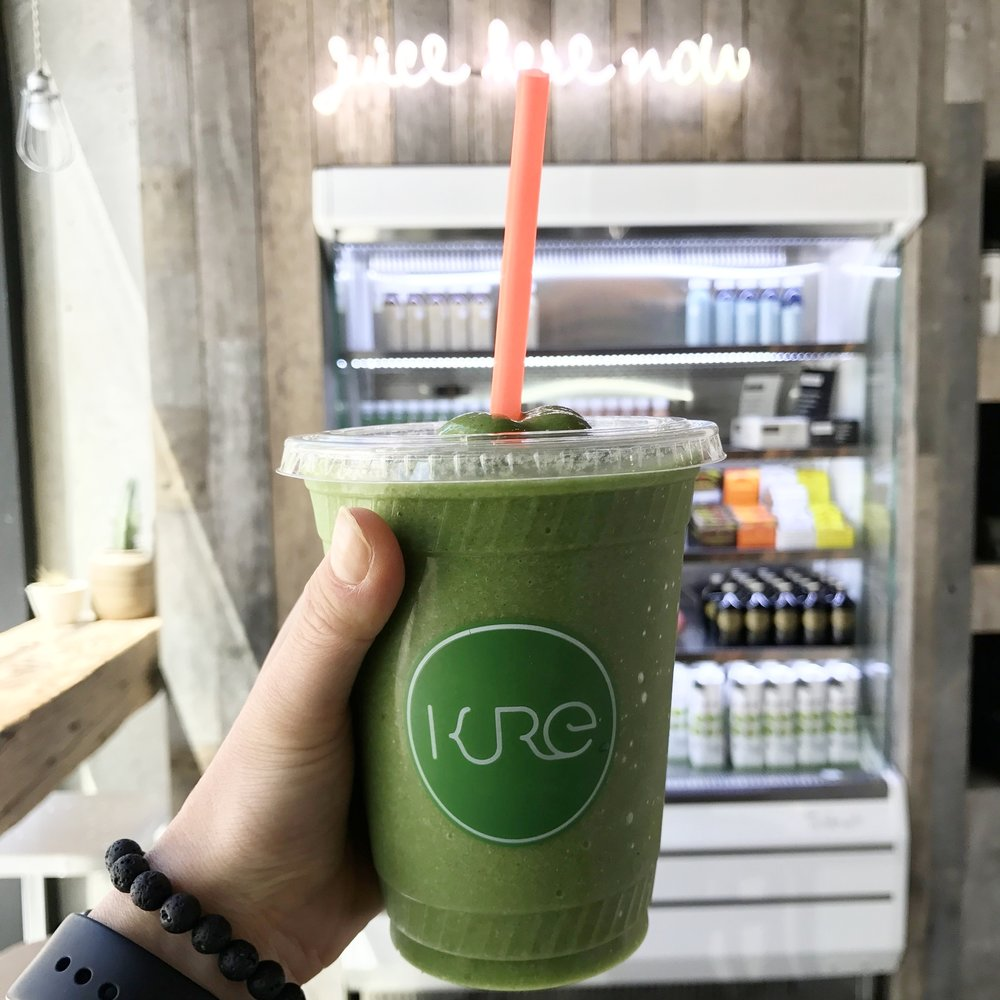 kure juice bar kid kyoto
