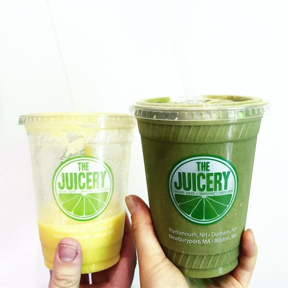 the Juicery blog - brand ambassador recipes, healthy living tips, food knowledge