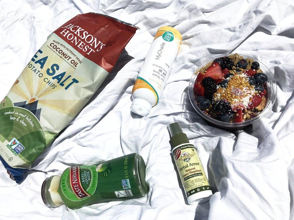 summer picnic vitacost