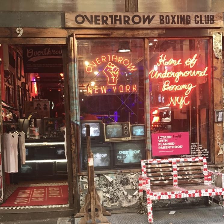 overthrow nyc 1