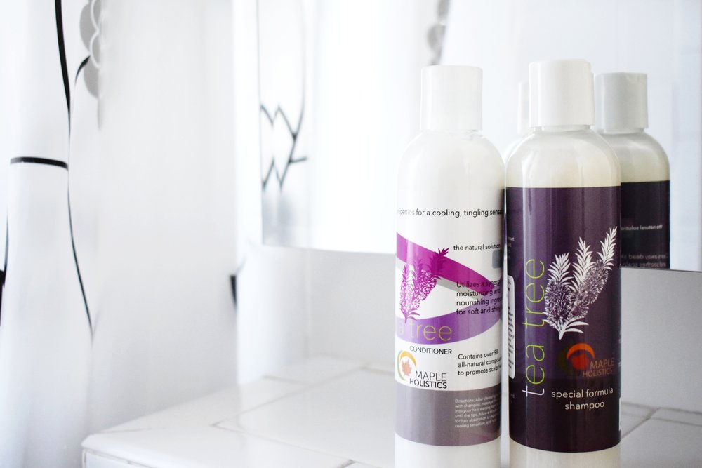 Maple Holistics Shampoo + Conditioner