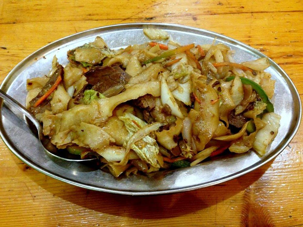 Beef Hand-Cut Noodles —Langzhou Noodle Bar