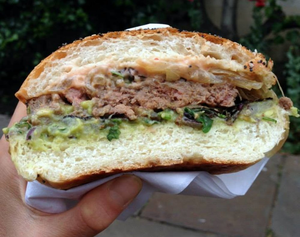 Borough Market Burger