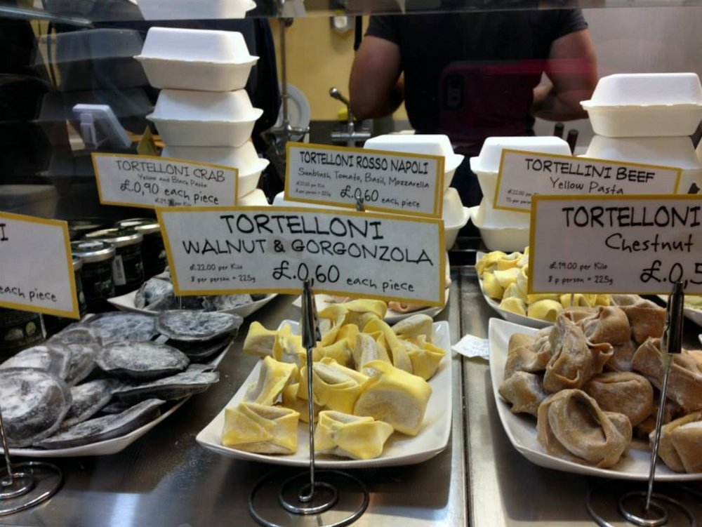Borough Market Pasta