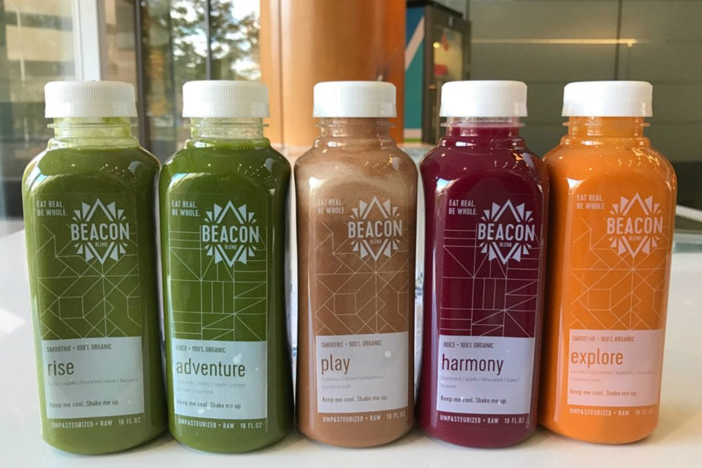 juice cleanse beacon blend 1