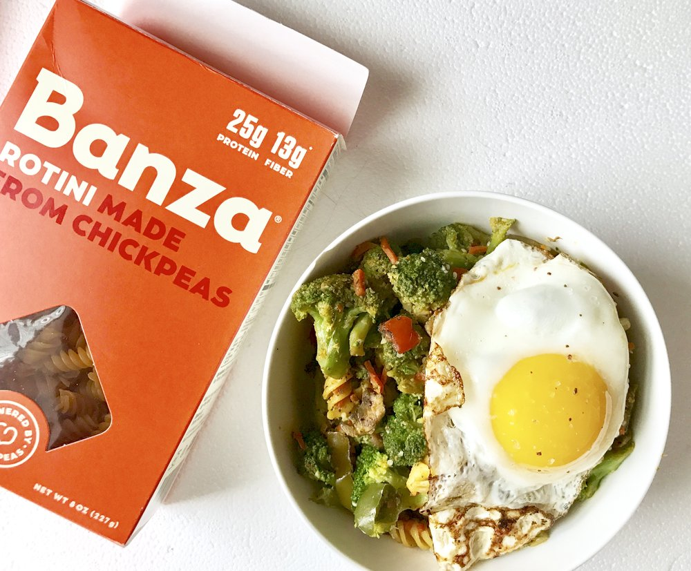 Eat Banza Chickpea Pasta