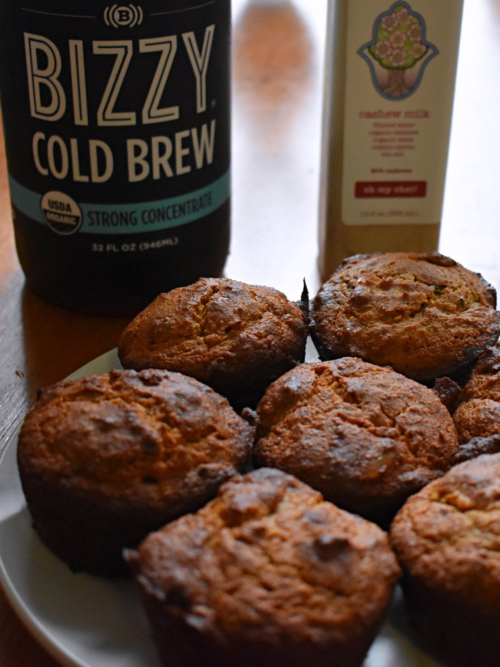 Collagen Coffee Muffins